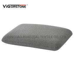 Amazon Hotsell в США хорошее соотношение цена полного хлопчатобумажной ткани высокого качества и высокой плотности для выпечки острыми памяти из пеноматериала подушки из пеноматериала подушки сна имеет свой собственный спортивно внутреннюю крышку высокого качества