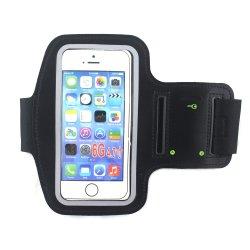Smart Phone executando o braço desportiva atado iPhone Celular Bag Outdoor Saco do Braço