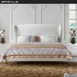 홈 가구 킹 사이즈 침대 퀸 침대 침실을 위한 소프트 침대 Gc1609
