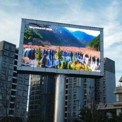 Grosses bekanntmachendes im Freien LED Bekanntmachen des LED-Bildschirm-P8