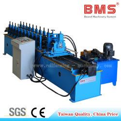 Xiamen L de Alta Velocidade O perfil de ângulo do prisioneiro e a estrutura da esteira de aço frio de quilha máquina de formação de rolos