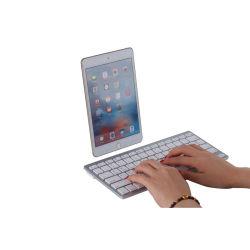 2021 iPad Universal용 사무용 가정용 배터리 구동 Bluetooth ABS 울트라 슬림 기프트 무선 키보드