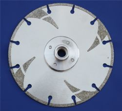Maschinerie passte unterschiedliche Sand-Fabrik an, die Großhandelshartlötendiamant Sägeblatt-Fertigungsmittel