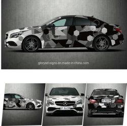 1,5×18 ميجا متر/5×59 قدمًا ورق لاصق ذاتي ملون للسيارة تغيير ملصق الألوان سيارة WAP فينيل