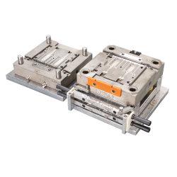 Fabricante de moldes de plástico molde de inyección de plástico personalizadas para las piezas de policarbonato