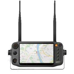 Functie van Dmr van de Steun van het Netwerk van het Voertuig van China Estalky E610 4G/WiFi de Androïde Mobiele Radio