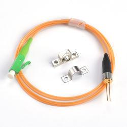 동축 피그테일 다이오드 3GHz ~ 10GHz InGaAs 광 섬유 광 검출기 트랜시버 모듈 아날로그 수신기 및 전원 감지기의 경우