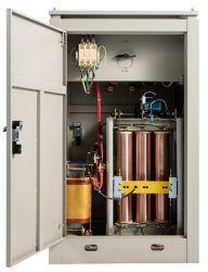 100kVA statique Régulateur automatique de tension AC/AVR trois industriel de la phase de la SCR Stabilisateur de tension