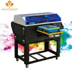 Grande Desconto Impressora Têxtil Digital T Shirt máquina de impressão impressora plana DTG