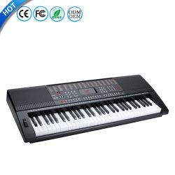 Multi-funções teclado Piano 61 teclas Crianças aprendendo Toys Electronic Organ Instrumento musical