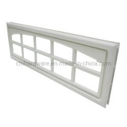 بيضاء طويلة لوح مرأب باب نافذة ملحقة