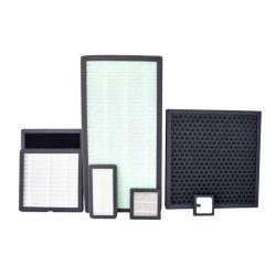 H13 H14 composé antibactérien Honeycomb carbone activé filtre HEPA pour filtre à air