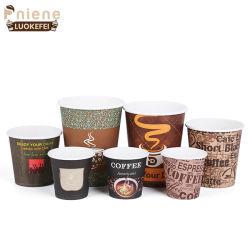 Fabrik-Qualitäts-konkurrenzfähiger Preis der importierten Kaffeetassen mit Kappen