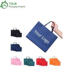 カスタムロゴラグジュアリーペーパーバッグカスタマイズパッケージブランドバッグ SAC en パピエはギフト袋 Bolsa De Papel のペーパー袋に感謝する ショッピング宝石類袋のため