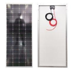 Pannelli solari mono 100 W 150 W 160 W 170 W 180 W 190 W 200 W. Pannello Poly Solar 12 V 18 V 24 V.