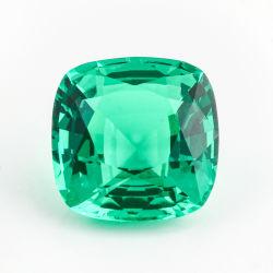 سعر لكل كارات كولومبية اصطناعية حجر الزمرد لصناعة المجوهرات