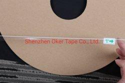 Oker BOPP среды мешок герметизирующую ленту/клейкую ленту и упаковочные ленты с 14/4/6мм*1000m для PE мешок
