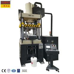 250 тонн порошковой металлургии уплотнения вакуумного усилителя тормозов гидравлический пресс машины с автоматической системы подачи