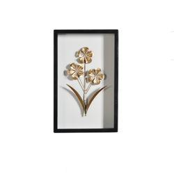 حديد معمل صورة زيتيّة معدن نحت جدار يعلى [بيكتثر فرم] زخرفيّة لأنّ زخرفة بيتيّة