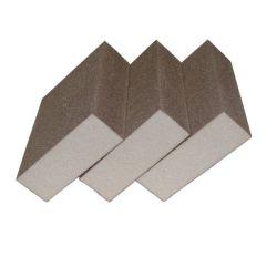 L'ALUMINE Factory-Priced mousse éponge abrasive de polissage de sable bloc de ponçage