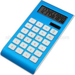 Het Embleem van de Douane van de Kleur van de Calculator van het Bureau van de Desktop van de Calculator van de zonneMacht