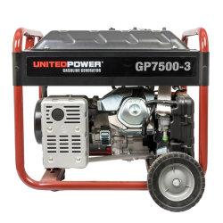 Der Energien-Gp7500e-3 bewegliche elektrische bewegliche Benzin-Generatoren Treibstoff-des Inverter-5000W 6000W