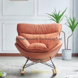 Cadeira de baloiço com mobiliário de exterior cadeira de tecido Furniutre moderna