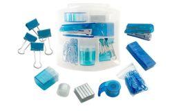 Управление питания Promontional Novetly канцелярские подарки регистрации данные органайзера упаковки в коробки мини поездки сшивательканцелярские принадлежности,