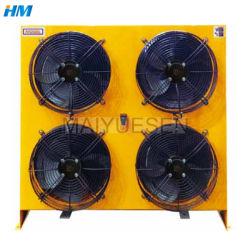 Radiador de aire del radiador de aceite de núcleo de aluminio