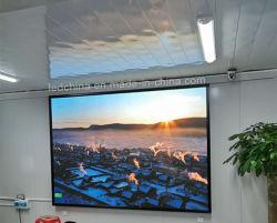 شاشة LED رائعة مزودة بشاشة LED لعرض الإعلانات الداخلية