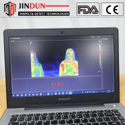 L'école Non Contact Détecteur de température du corps étudiant caméra à imagerie thermique