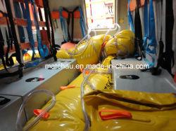 Prueba de carga de bote salvavidas bolsa de agua de peso el peso del agua Waterbag para prueba de carga de PVC salvavidas