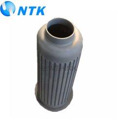 산업용 세라믹 열 교환기 튜브 실리콘 카바이드 가열 파이프 저항성 열 충격