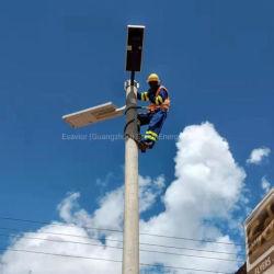 Открытый Esavior 5W-200W учтены все в один светодиод солнечной улице прожектор