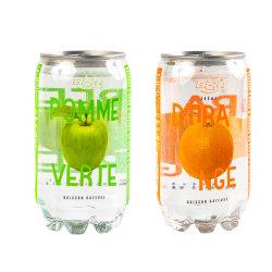 Nicht Spiritus-Apple-Aroma-gekohltes Getränk
