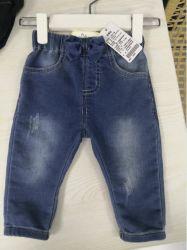 Los pantalones vaqueros para el bebé 6-18meses 100% algodón suave toque