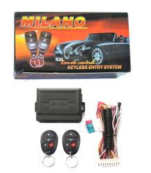 القفل المركزي للسيارة قفل السيارة التحكم عن بُعد بالمفتاح الذكي الأوتوماتيكي للسيارة التحكم في نظام إنذار السيارة بدون مفتاح ميلانو