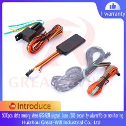 TR08 GPS Tracking System Mini Localizador GPS Tracker for Cars