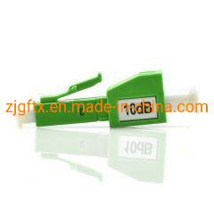 Attenuatore a fibre ottiche fisso maschio-femmina-LC/APC 1~30 dB opzionale