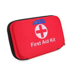 Commerce de gros de la sécurité personnelle d'urgence Trousse de premiers secours avec la FDA