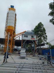 Fonctionnement aisé 30m3/H usine de traitement par lots machinerie de construction en béton