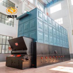 horizontale abgefeuerte thermische Öl-Heizung der Kohle-4700kw Lebendmasse