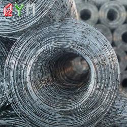 السلك الحديدي الأسود شبكة من الفولاذ المقاوم للصدأ لحام السلك لوح شبكي