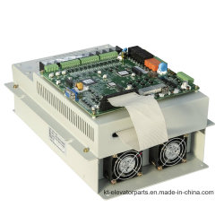 平行機械部屋およびRoomlessのための配線によって統合される上昇の制御装置