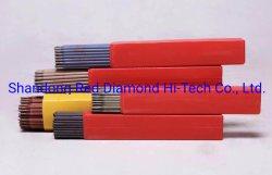 De Elektroden van het Lassen van het roestvrij staal, Lassende Staven, Lassende Stokken E318-16