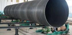 API 5L X52 Psl-2 나선형 강철에 의하여 용접되는 관
