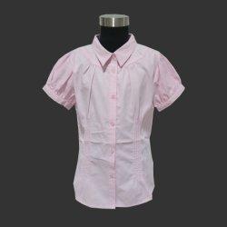 2019 Nouveau Style école de filles chemisier à manches courtes Tee-shirts uniforme