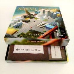 Jeu de cartes imprimées personnalisé de haute qualité de jeu de table avec Gift Set Emballage pour jouer des jeux de cartes le commerce de gros