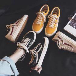 2019 Printemps et automne nouveau Denim chaussures de toile