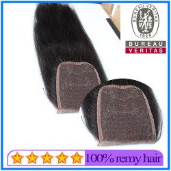 Верхняя высокого качества 10бразильский волос волосы Weft Toupee человеческого волоса закрытия